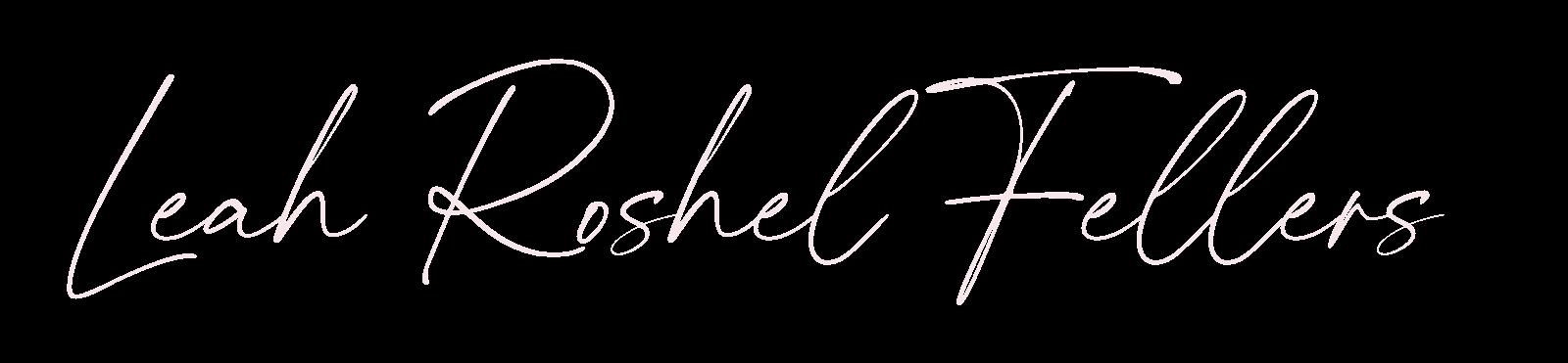 Leah Roshel Fellers